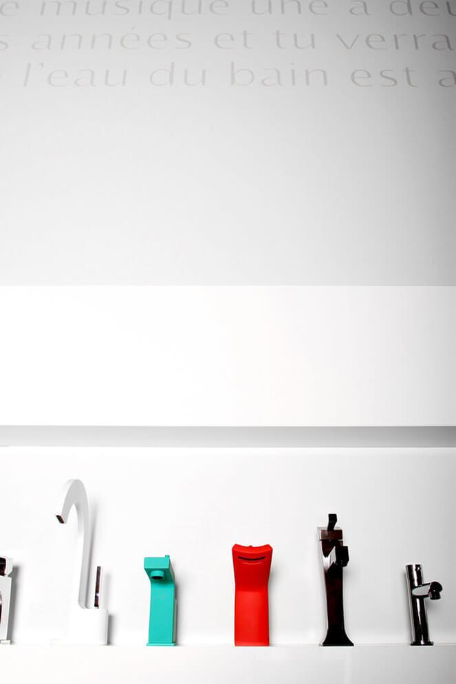 Design d'un commerce à Beloeil - PGL Article de salle de bain